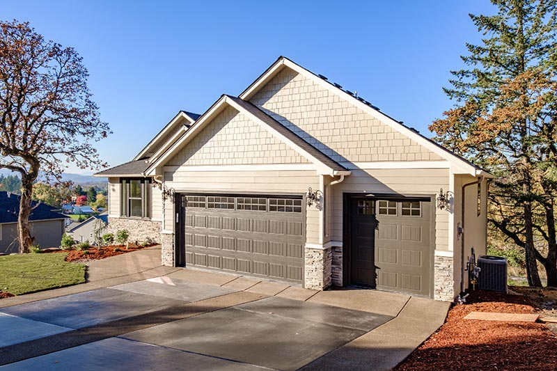 2521 13th Ave NW Albany, Oregon, built by Myers Construction Company